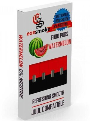 Eonsmoke Watermelon JUUL Compatible Pods – 4 Pack