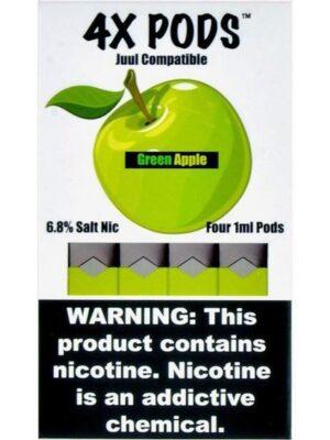 Green Apple pods