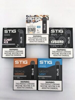 STIG Disposable Pod Device