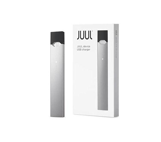 Silver Juul Basic kit
