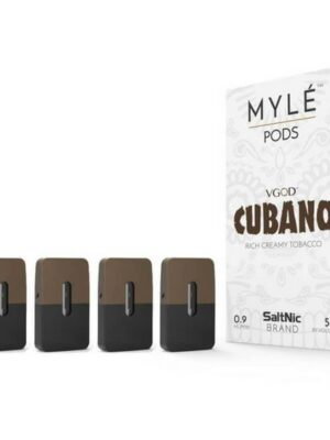 cubano vapes pods