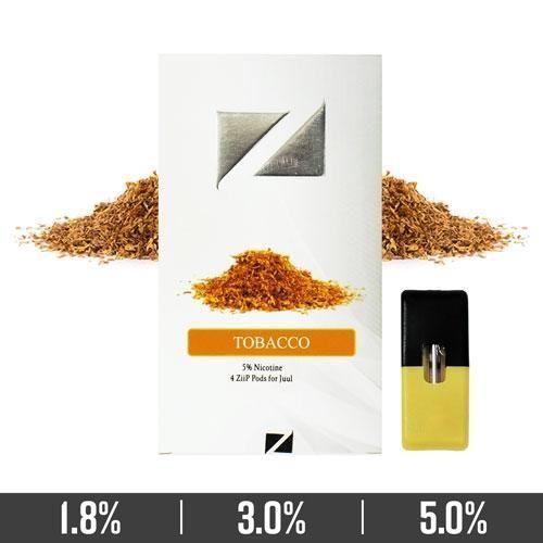 tobacco pods