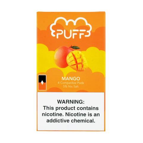 Puff Mango 4 Pods