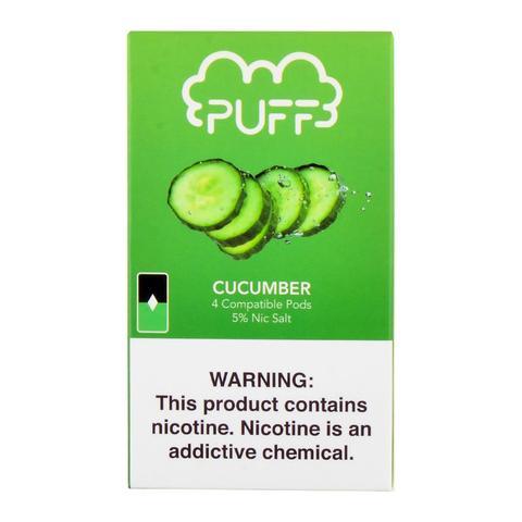Puff Cucumber 4 Pods