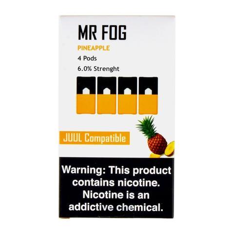 Mr Fog Pineapple 4 Pods
