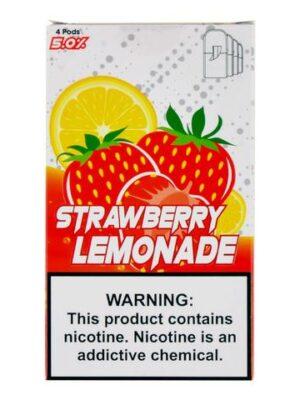 Skol Strawberry Lemonade 4 Pods