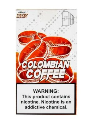 Skol Columbian Coffee 4 Pods
